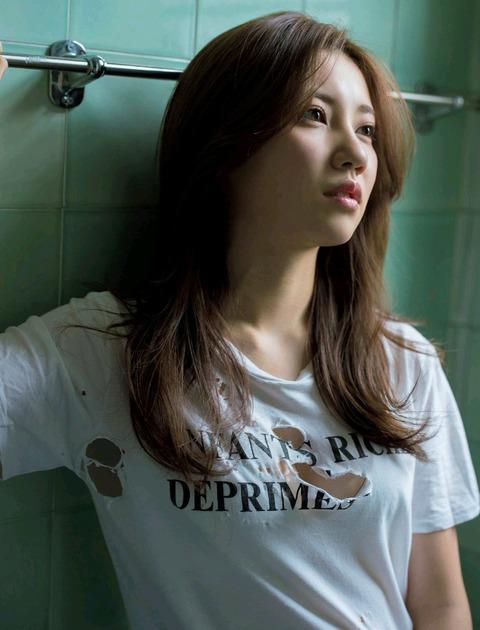【SKE48】くそ暑いから北川綾巴ちゃんのクールでセクシーな画像で涼もうぜ