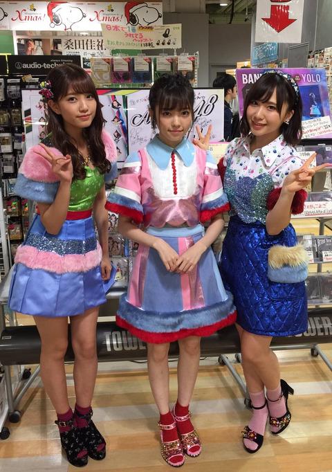 【AKB48】ぱるる細すぎ!腕がガリガリで心配なんだが【島崎遥香】