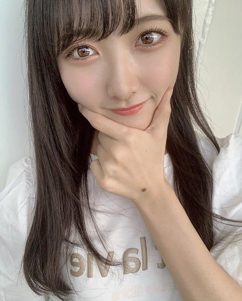 【STU48】石田千穂ちゃん、見とれる程かわいい