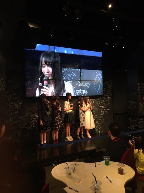 【AKB48】ドラフト2期生のがカフェイベントでやっと昇格!!!【西川怜・久保怜音・千葉恵里・山邊歩夢】