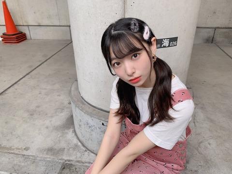 【AKB48】久保怜音 「皆さんがいるからさとがいる」