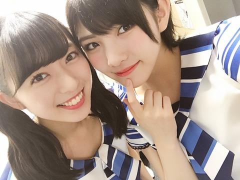 【悲報】STU48キャプテンの岡田奈々さん、2ndシングル個別握手会は1日だけ