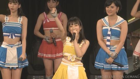 【悲報】はるっぴが激太りしてる・・・【HKT48・兒玉遥】