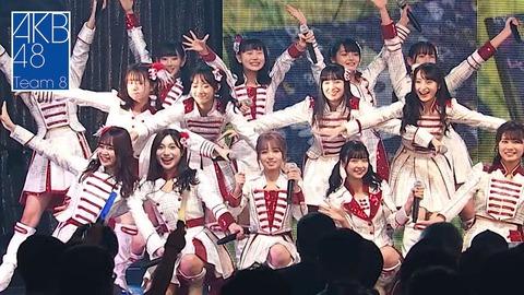 【AKB48】チーム8の坂口渚沙、横山結衣、小田えりな、大西桃香、下尾みう←このあたりのメンバー