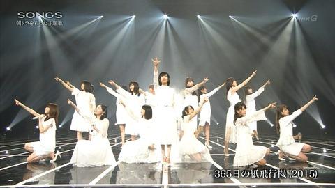 【AKB48】「365日の紙飛行機」が配信でゴールド認定!!!