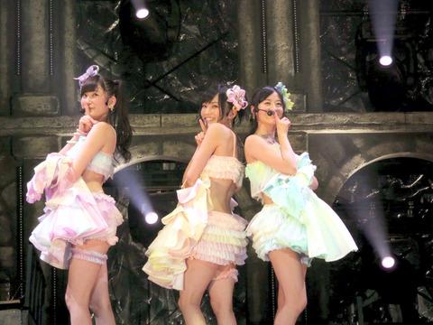 【NMB48】シングル以外の曲で他ヲタにも知名度があるのが「ジッパー」と「わるきー」だけという現実