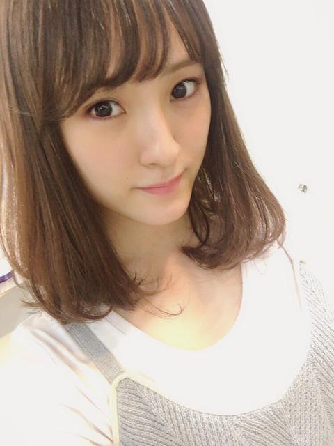 【HKT48】植木南央のすっぴんキタ━━━━(゚∀゚)━━━━!!