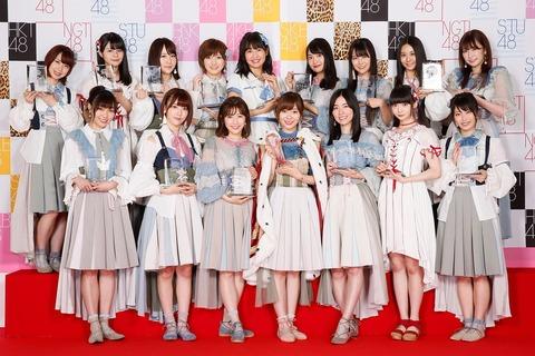 【AKB48総選挙】選抜メンバーの楽曲は水着MVっぽいけどさ・・・