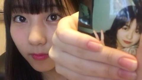 【画像】HKT48田中美久cママが可愛過ぎるwwwwww