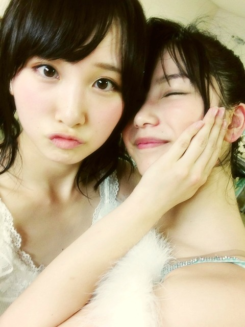 【AKB48】ゆいはんとゆりあといくちゃんとれなっちと朱里となーにゃがチームAに欲しい