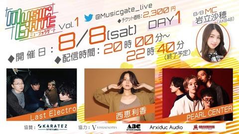 【謎仕事定期】岩立沙穂、加藤玲奈がMUSIC GATEのMCとして出演が決定【AKB48】