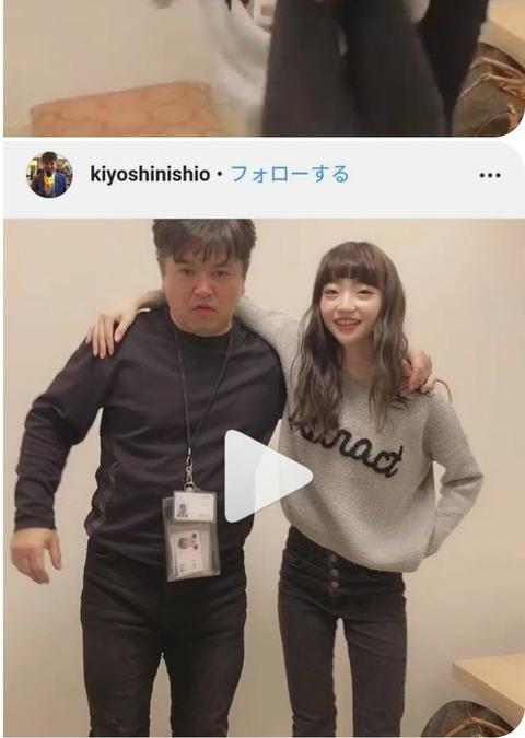 【NGT48】荻野由佳の「乱痴気動画」流出、共に映っているホリプロ幹部に批判の声