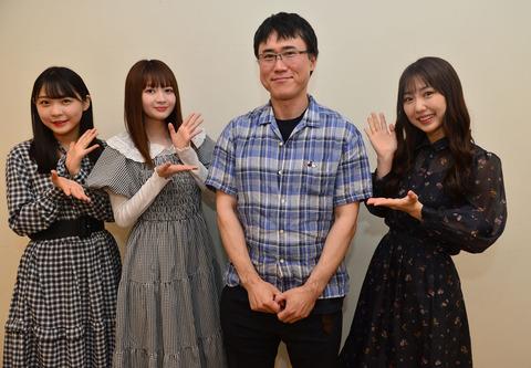 【SKE48】松井珠理奈さんに後継指名された熊崎晴香さん「卒コンで約3時間歌った高柳明音さんはカッコいい」
