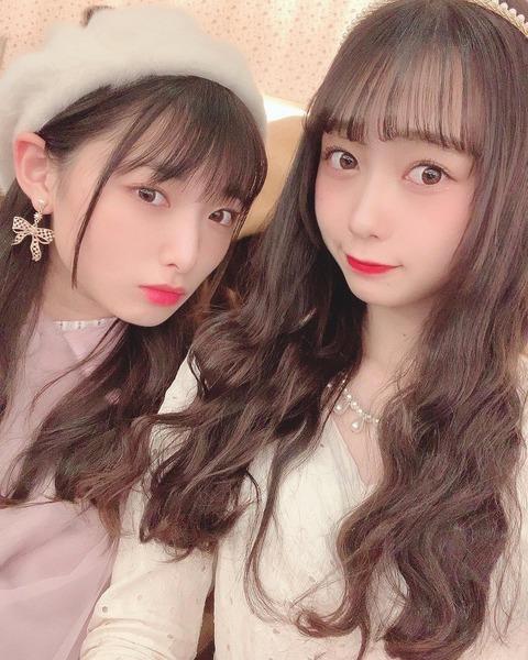 【AKB48】最近久保怜音と大盛真歩がすさまじく仲が良いけど何があったの?