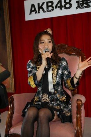 【AKB48】大島優子の総選挙の順位ってやっぱ凄いよな