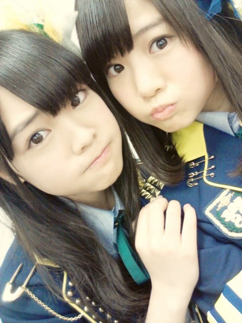【HKT48】穴井千尋と本村碧唯の区別がつかない