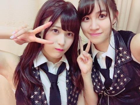 【AKB48】田北香世子と下口ひななという同期のライバル関係!