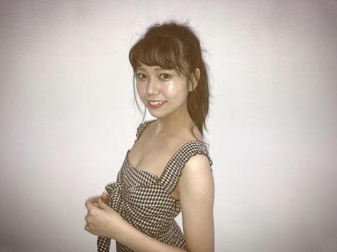 【AKB48】くれにゃんの谷間、見せたろか?【長久玲奈】
