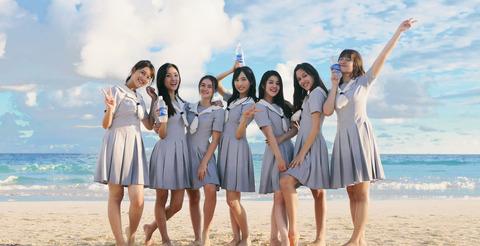 【朗報】AKB48小栗有以ちゃん、インドネシアで大人気!出演CMが1400万回再生