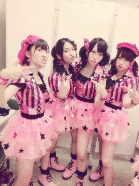 【AKB48】最近チームksgkがバラバラすぎてつまらない