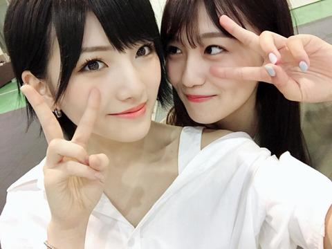 【AKB48】こじまこってスキャンダルがなかったら今頃岡田より上の位置にいたんだろうか?【小嶋真子・岡田奈々】
