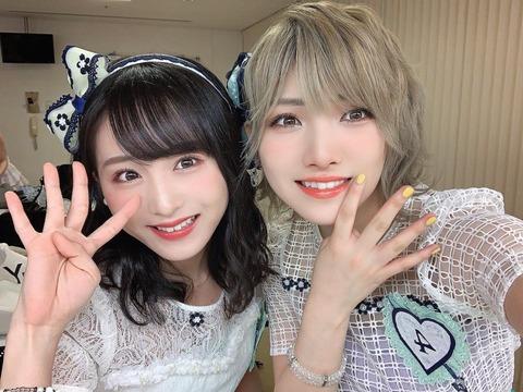 【AKB48】岡田奈々「なぎちゃんが可愛くて反っちゃう!反っちゃう!」