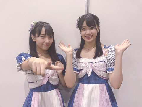 【STU48】瀧野由美子、石田千穂がTwitterインスタアカウント開設!なお公式Twitterのフォロワー数を超えなければ閉鎖