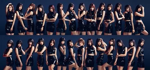 AKB48G、坂道G歴代メンバーで一番の可愛いメンバーって誰なの?