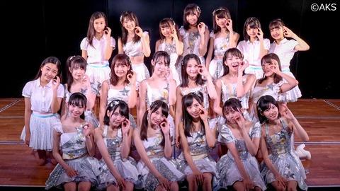 【朗報】AKB48あおきー「世界は夢に満ちている」公演が神公演!!!