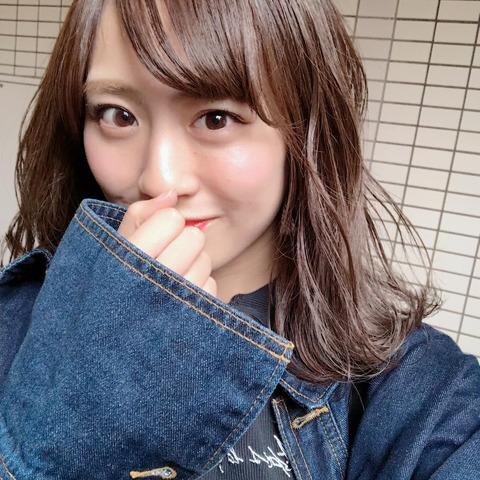 【HKT48】もしも坂口理子が「終電…逃しちゃった…」 って言ってきたらどうする?