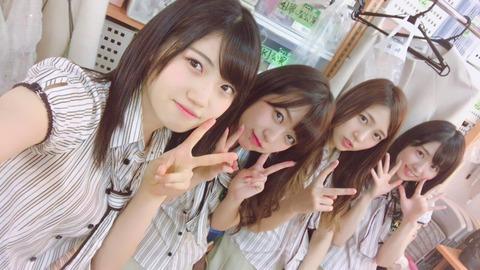 【AKB48】この4人が合コンに来たらお前ら誰を狙うの?【村山彩希・篠崎彩奈・茂木忍・岩立沙穂】