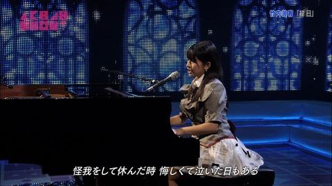 【感動】竹内の初日ピアノソロが素晴らしかった件