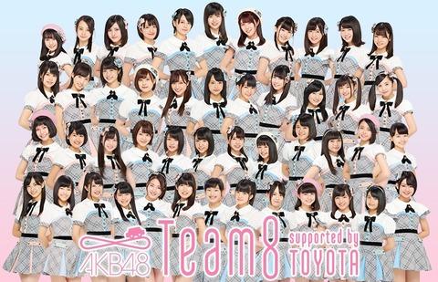 【AKB48】チーム8に田野ちゃん系の超美人がいたんだがあれは誰?