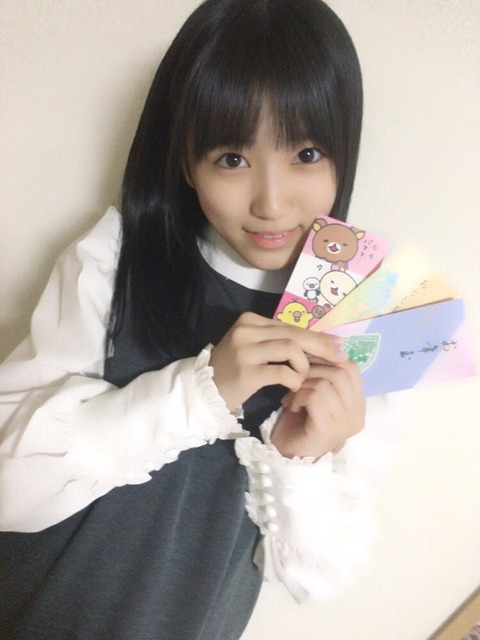 【HKT48】矢吹奈子ちゃんを見て可愛いと思ってしまう俺はロリコンなんだろうか?