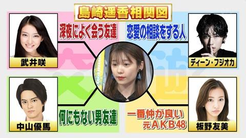 【元AKB48】ぱるる「中山優馬は何もない男友達」←これどういう意味?【島崎遥香】