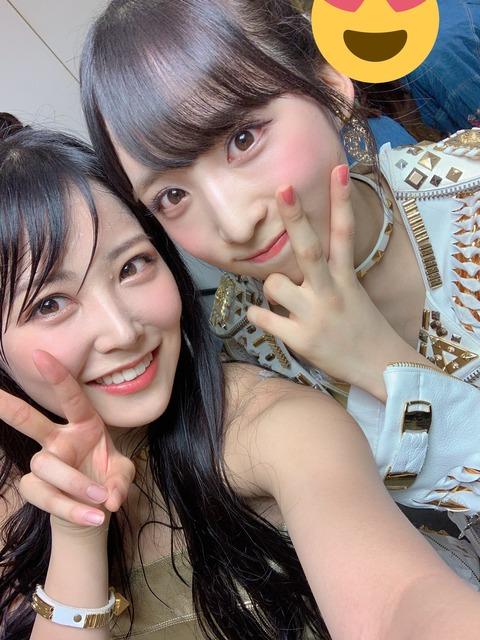 【AKB48】イノフェスでゆいゆいがお●ぱいポロリ寸前になるハプニング!マジで危なかった【小栗有以】