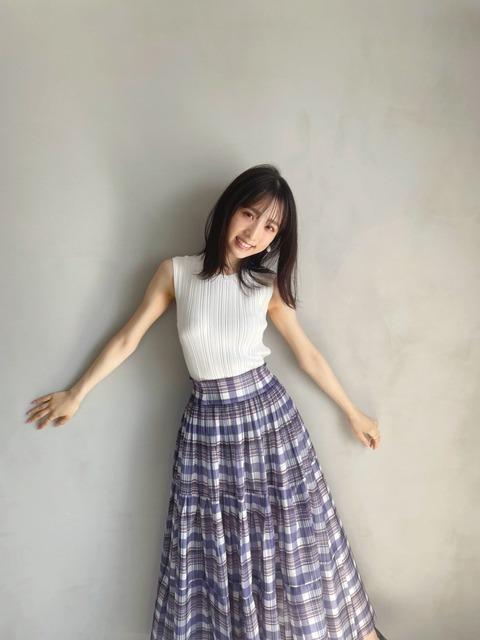 【無能スレ】ゆいゆいの乳首ポチ画像キタ━━━━(゚∀゚)━━━━!!【AKB48・小栗有以】