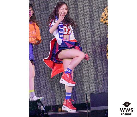 【SKE48】須田亜香里が「AKB48グループ感謝祭~ランクインコンサート~」で話題の「U.S.A」ダンスを披露!