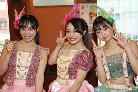 【AKB48】博多で食べ過ぎたか?みーおんが太い・・・【向井地美音】