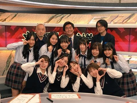 【AKB48G】石原P「自分の好きなグループを持ち上げ他のグループの悪口言ったりディスったり対立したりいがみ合う人がいるがやめてほしい」