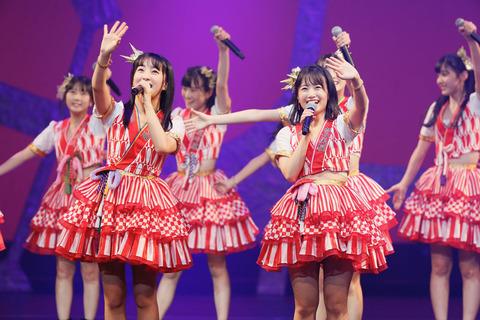 朝長美桜「指原さんを超えるHKT48の顔になります」宣言!