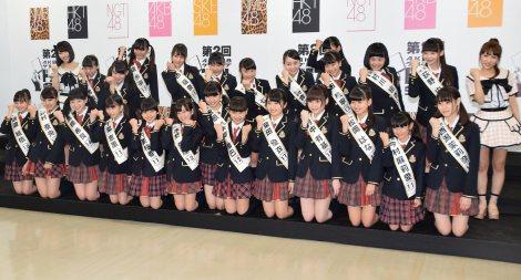 【AKB48総選挙】今年はドラフト1期生が少しでも多くランクインしてほしい