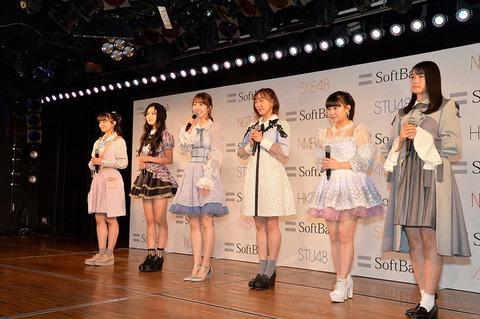 【AKB48G】グループの顔が田中(18)、白間(22)、瀧野(22)、本間(20)←わかる、須田(28)、柏木(28)←はぁ?