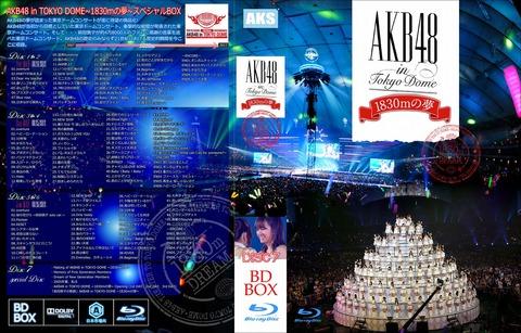 【AKB48】こんな時だからこそ3年前の初ドームコンサート「1830mの夢」を語ろう