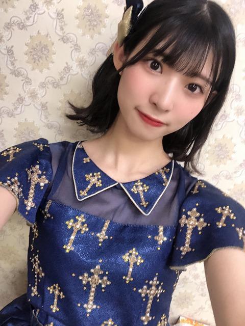 【悲報】チーム8蒲地志奈卒業