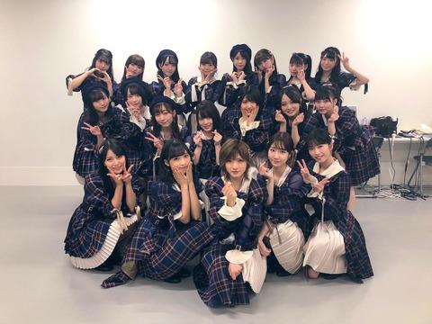 【AKB48】今後のセンターは岡田奈々と小栗有以のローテーションに
