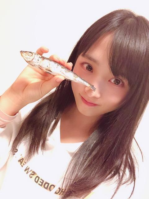 【AKB48】朝起きて小栗有以ちゃんに言ってほしい一言は?