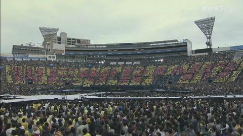 【HKT48】指原莉乃さん卒コンの横浜スタジアムをご覧くださいwww
