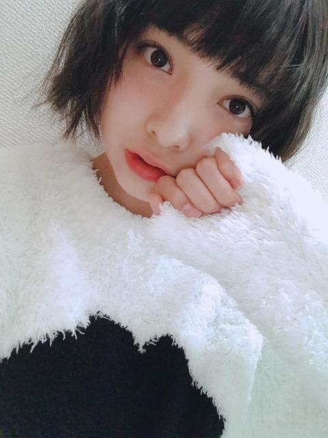 【AKB48】こけしカットにした梅本和泉が可愛いんだが