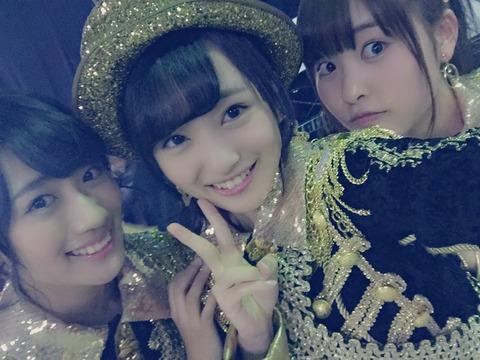 【AKB48】向井地美音「AKBのためになれる人になるのが夢」